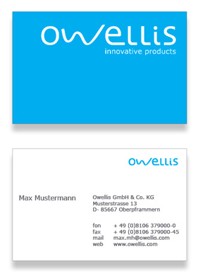 owellis_corporatedesign_visitenkartengestaltung